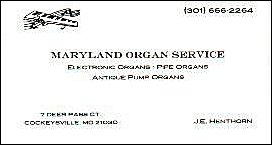 Business card circa 1972